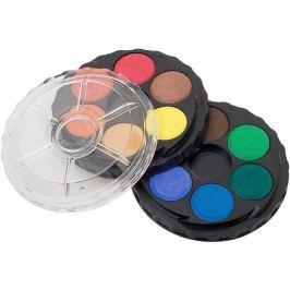 KOH-I-NOOR Vodové barvy, 12ks, 22,5 mm,