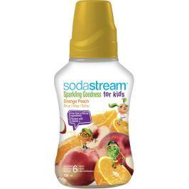 SODASTREAM Sirup Orange Peach Good-Kids 750ml SODAS