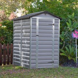Palram Skylight 4x6 šedý zahradní domek