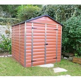 Palram Skylight 6x8 hnědý zahradní domek