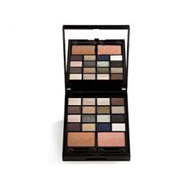 GA-DE Sada pro líčení očí a tváře s reliéfem krajky (Lace Make-Up Set)