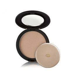GA-DE Vyhlazující hedvábný pudr s minerálními pigmenty (Basics Smoothing Silky Pressed Powder), No. 500 Pinky Beige