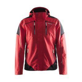 Craft Pánská outdoorová bunda  Zermatt, L, Červená