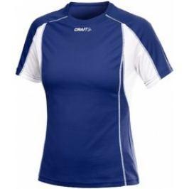 Craft Dámské funkční triko  Club T-Shirt W, L, Modrá