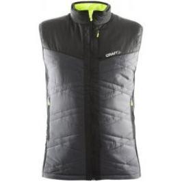 Craft Pánská prošívaná vesta  Insulation M, XXXL, Šedá