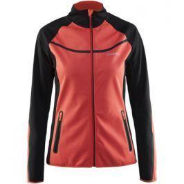 Craft Dámská bunda  Intensity Softshell Red/Black, L