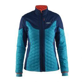 Craft Dámská zateplená bunda  Insulation W, S, Modrá