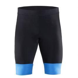 Craft Pánské krátké cyklistické kalhoty  Pulse Man, M, Černá/modrá