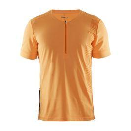 Craft Pánské funkční triko  Grit Man, M, Oranžová