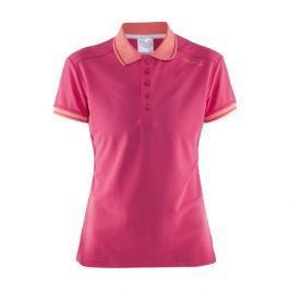 Craft Dámské volnočasové triko  Noble W, L, Růžová