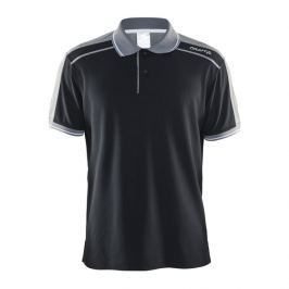 Craft Pánské volnočasové triko  Nobble M, L, Černá