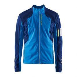 Craft Pánská lehká elitní bunda  Stratum Man, L, Modrá