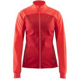 Craft Dámská bunda  Challenger Red, M, Oranžová