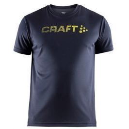 Craft Pánské funkční tričko  Prime Logo Blue, L
