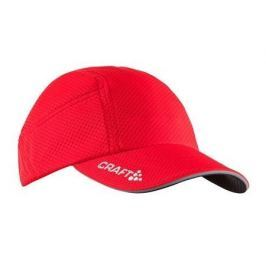 Craft Kšiltovka  Running Red, červená