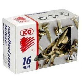 ICO Kancelářská sponka s hlavičkou, 16 mm,