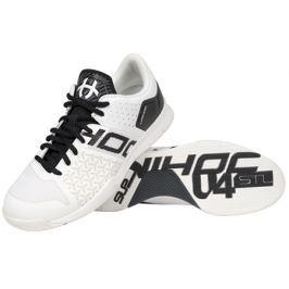 Unihoc Sálová obuv  U4 STL LowCut Men Bílá, US 11 / EUR 45 / UK 10