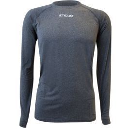 CCM Triko  Perf LS Loose Fit Top SR, L
