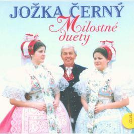 CD Jožka Černý : Milostné duety