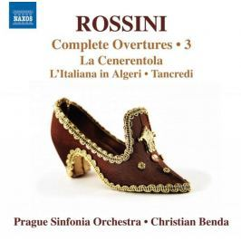CD Gioacchino Rossini : Complete Overtures 3