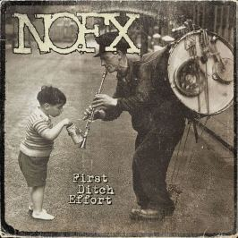 CD NOFX : First Ditch Effort