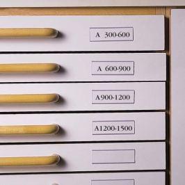 Kapsa, na štítky na zásuvky, 30x150 mm, samolepící, 3L