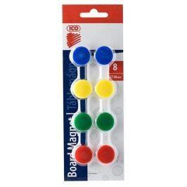 ICO Magnety, 4 barvy, 20mm