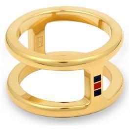 Tommy Hilfiger Originální prsten z oceli TH2700522, 56 mm