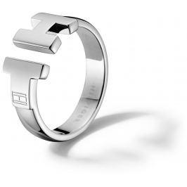 Tommy Hilfiger Luxusní ocelový prsten TH2700864, 54 mm