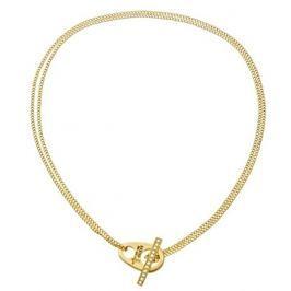 Guess Elegantní pozlacený náhrdelník UBN51447