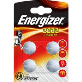 Energizer CR2032 4BP Li
