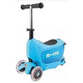 Micro Koloběžka  Mini2go Deluxe, Modrá