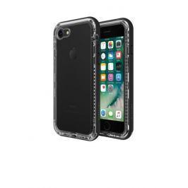 LifeProof Next ochranné pouzdro pro iPhone 7/8 průhledné - černé