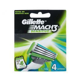 Gillette Náhradní hlavice Mach3 Sensitive 8 ks
