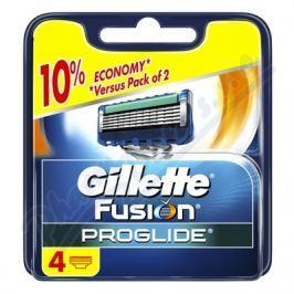 PROCTER GAMBLE Gillette Fusion ProGlide náhradní hlavice 4 ks