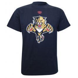 Old Time Hockey Pánské tričko  Biggie NHL Florida Panthers alternativní, S