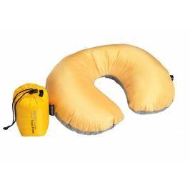 Cocoon Nafukovací podhlavník  Air-Core, Žlutá