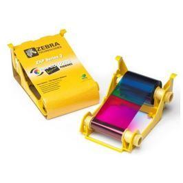 ZEBRA Páska  ZXP3 YMCKO, barevná barvící páska
