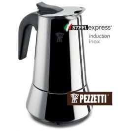 Pezzetti Moka konvice  SteelExpress 6 šálků