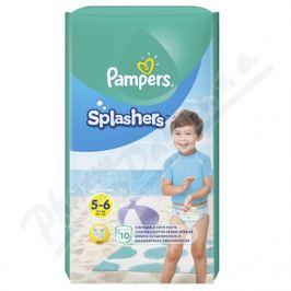 PROCTER GAMBLE Pampers Splashers kalh. plenky do vody S5-S6 10ks