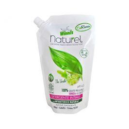 Winni´s NATUREL Sapone Intimo Ecoricaria The Verde tekuté mýdlo pro intimní hygienu se z