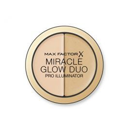 Max Factor Krémový rozjasňovač Miracle Glow Duo (Pro Illuminator) 11 g, 010 Light