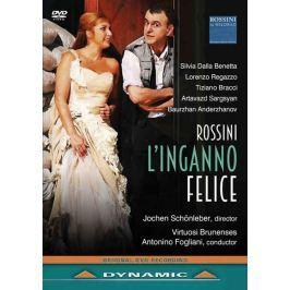 DVD Rossini - Fogliani : L'Inganno Felice