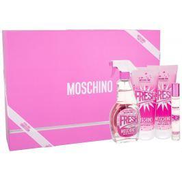 Moschino Pink Fresh Couture EDT 100 ml + EDT MINI 10 ml + SG 100 ml + BL 100 ml