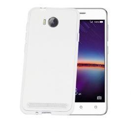 Celly Kryt na mobil  Gelskin pro Huawei Y3 II - průhledný