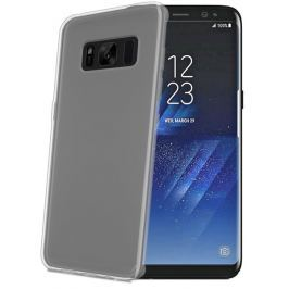 Celly Kryt na mobil  Gelskin pro Samsung Galaxy S8+ - průhledný