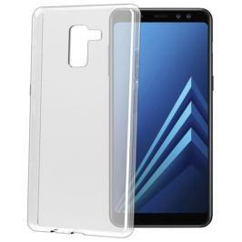 Celly Kryt na mobil  Gelskin pro Samsung Galaxy A8+ (2018) - průhledný