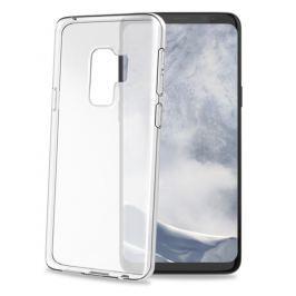 Celly Kryt na mobil  Gelskin pro Samsung Galaxy S9 Plus - průhledný