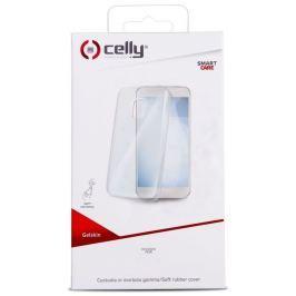 Celly Kryt na mobil  Gelskin pro Samsung Galaxy A6+ (2018) - průhledný
