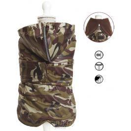 Obleček Military jezevčík 54cm – 4459C